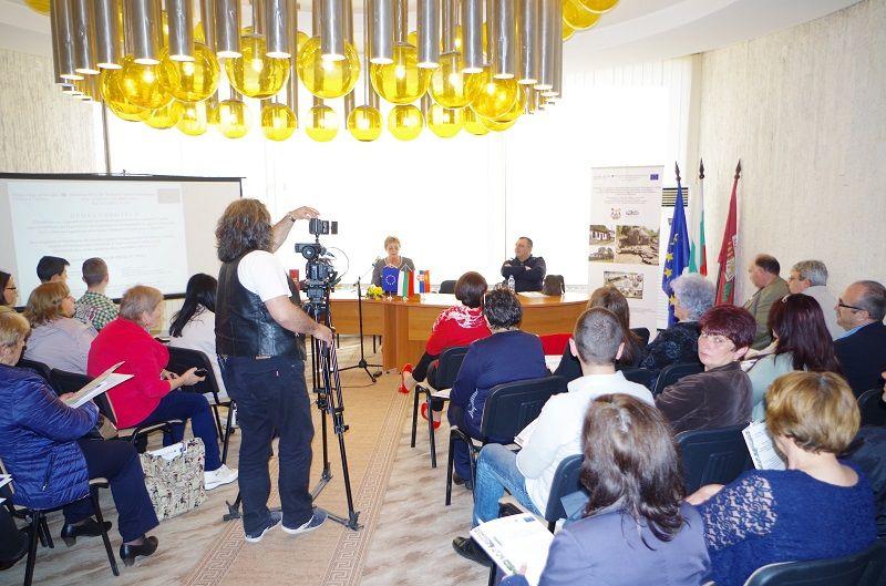 Конференција за новинаре у Правецу - 22.03.2017. год. - Пројектни Развој туризма - Сурдулица и Правец