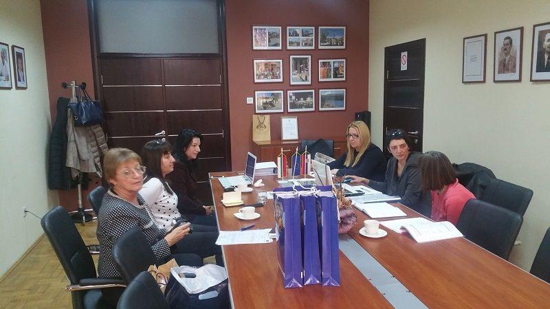 Радни састанак тимова у Сурдулици - 16.12.2016. год. - Пројектни Развој туризма - Сурдулица и Правец